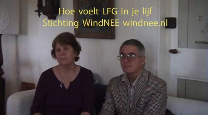 4. Windboer David Mortimer over Laag Frequent Geluid (LFG) in zijn lijf